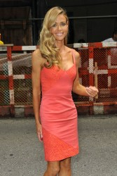 Denise Richards - at ABC Studios in NYC 6/11/13