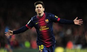 Lionel Messi, Messi,