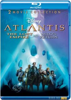 Atlantis: The Lost Empire 2001 m720p BluRay x264-BiRD