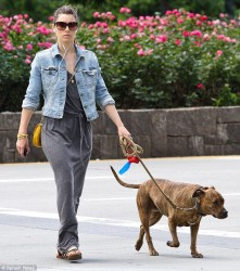 Jessica Biel - out in NY 6/15/13