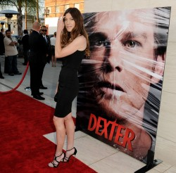 Jennifer Carpenter - Dexter Season 8 premiere in LA 6/15/13