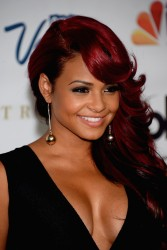 Christina Milian ~ 2013 Miss USA Competition  Las Vegas, June 16