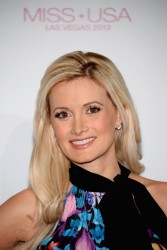 Holly Madison - 2013 Miss USA Pageant in Las Vegas 6/16/13