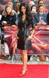 Nicole Scherzinger - X Factor auditions in London 6/19/13