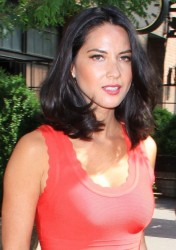 Olivia Munn - Out in NYC 6/19/13
