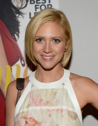 Brittany Snow - InStyle cocktail party in West Hollywood 6/19/13