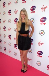 Victoria Azarenka - WTA pre-Wimbledon party in London 6/20/13