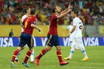 Spanyol, Timnas Spanyol