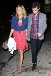 Estella Warren - leaves the Chateau Marmont in Hollywood 6/20/13
