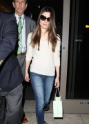 Miranda Cosgrove At LAX Airport 6/21/13