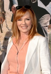 Marg Helgenberger - 'The Lone Ranger' premiere in Anaheim 6/22/13