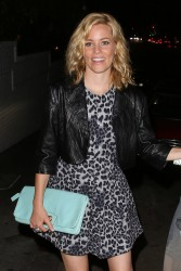Elizabeth Banks - leaves the Chateau Marmont in West Hollywood 6/22/13