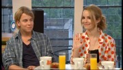 Bridgit Mendler - Sunday Brunch 23rd June 2013 576p