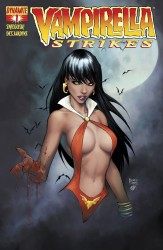 Vampirella Strikes (1-6 series) Complete