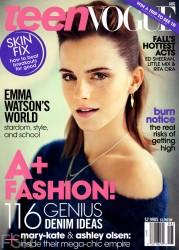 Emma Watson – Teen Vogue August