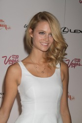 Kate Bock - Summer of Swim event in Las Vegas 6/28/13