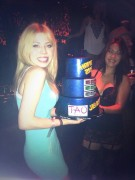 Jennette McCurdy Celebrating her 21st birthday at Tao Nightclub in Las Vegas - June 29, 2013