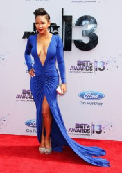 Meagan Good - 2013 BET Awards 6/30/13