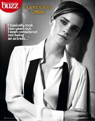 Emma Watson in Total Film Magazine - Summer 2013