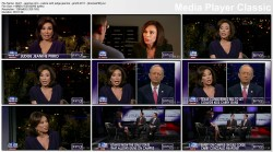 JEANINE PIRRO cleavage - January 23, 2011