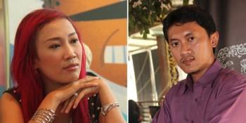 Dewi Sanca dan Arya Wiguna / Kapanlagi