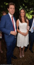 Pippa Middleton - The Spectator magazine summer party in London 7/3/13