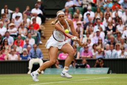 Sabine Lisicki - Wimbledon 2013 Day 10 in London 7/4/13