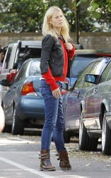 Gwyneth Paltrow - out in London 7/4/13