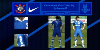 Corinthians 13-14 Third kit by hassan97