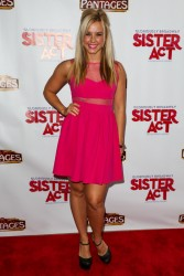 Chelsie Hightower - 'Sister Act' opening night premiere in LA 7/9/13