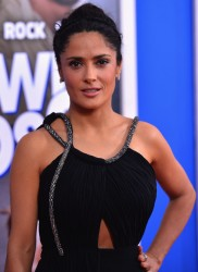 Salma Hayek - 'Grown Ups 2' Premiere in NYC 7/10/13