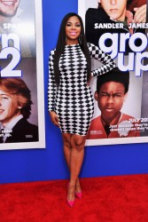 Ashanti - 'Grown Ups 2' Premiere in NYC 7/10/13