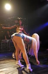 Iggy Azalea - Performing at G.A.Y Nightclub in London 7/7/13
