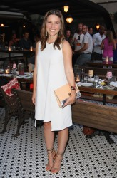 Sophia Bush - celebrates her 31st birthday at Hotel Chantelle in NY 7/8/13