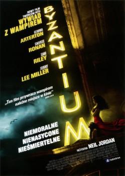 Przód ulotki filmu 'Byzantium'