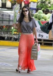 Jordana Brewster - out in West Hollywood 7/18/13