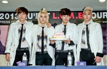[PICS] 130720 NU'EST Press Conference for ㄴㅇㅅㅌ Tour in Taipei. 5008ea266735798