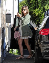 Sophia Bush - out in West Hollywood 7/23/13