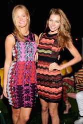 Jessica Hart - M Missoni is for Music Summer Event in NYC 7/25/13