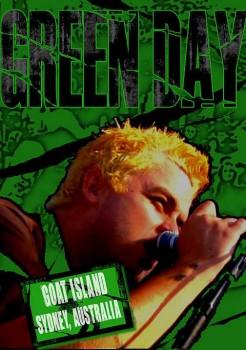 Green Day: Live Goat Island