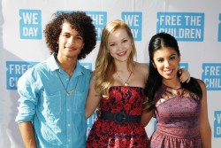 Dove Cameron - Variety's Power of Youth in Universal City 7/27/13