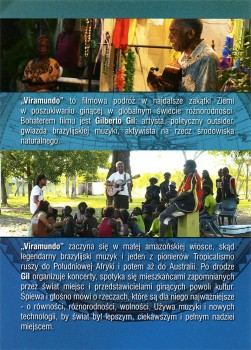 Tył ulotki filmu 'Viramundo'