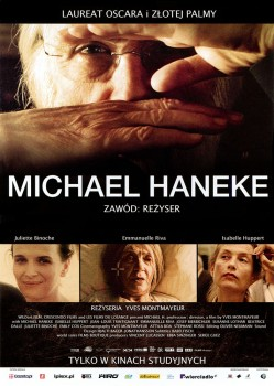 Przód ulotki filmu 'Michael Haneke. Zawód: Reżyser'