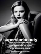 Chloe Moretz in Glamour Magazine - September 2013
