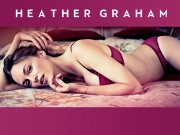Heather Graham : One Hot Wallpaper