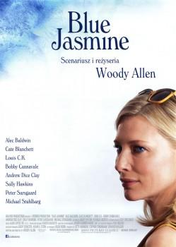 Przód ulotki filmu 'Blue Jasmine'