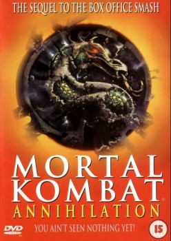 ����������� ����� 2: ����������� / Mortal Kombat: Annihilation (1997)
