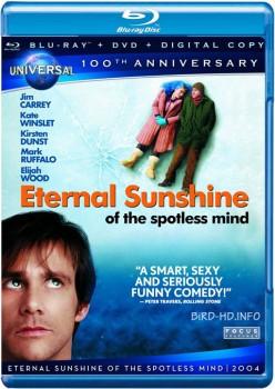 Eternal Sunshine of the Spotless Mind 2004 m720p BluRay x264-BiRD