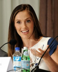 Minka Kelly - 'The Butler' press conference in NYC 8/5/13