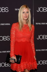 Nicky Hilton - 'Jobs' premiere in NYC 8/7/13